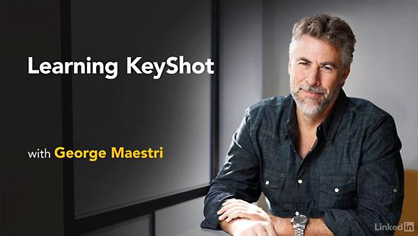آموزش keyshot