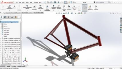 Learn SOLIDWORKS Basics by practicing 45 exercises